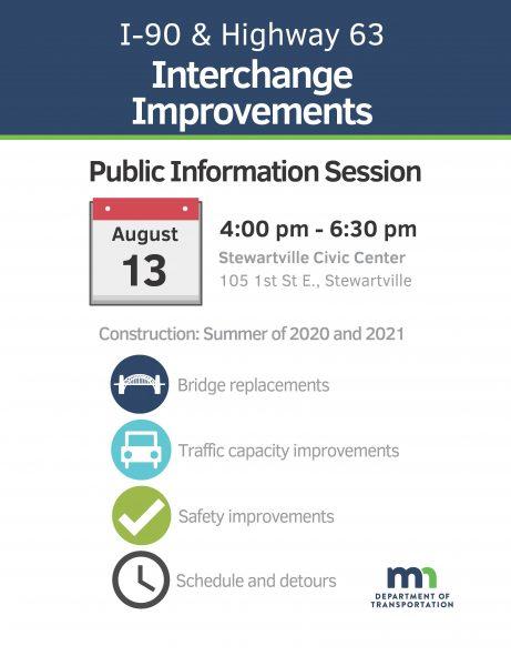 I-90 & HIGHWAY 63 INTERCHANGE IMPROVEMENTS | City of