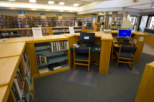 Photos of the Stewartville Public Library