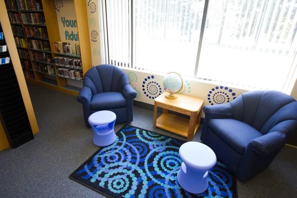 Photos of the Stewartville Public Library