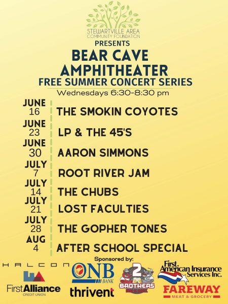 Summer Concert Series Flyer NEW