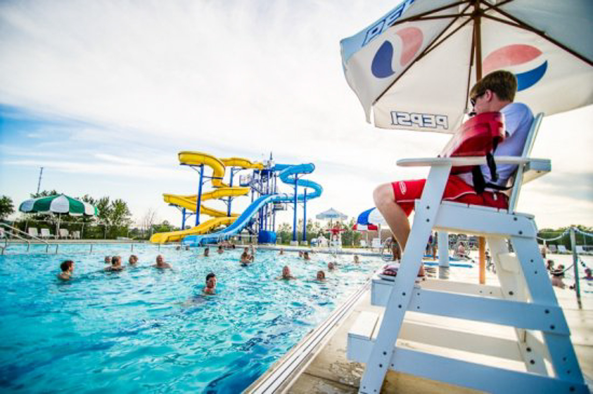 Photos Of The Ville Public Swimming Pool