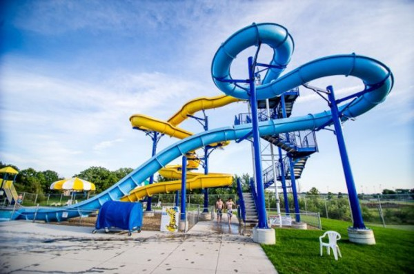 Photos of the Stewartville Public Swimming Pool