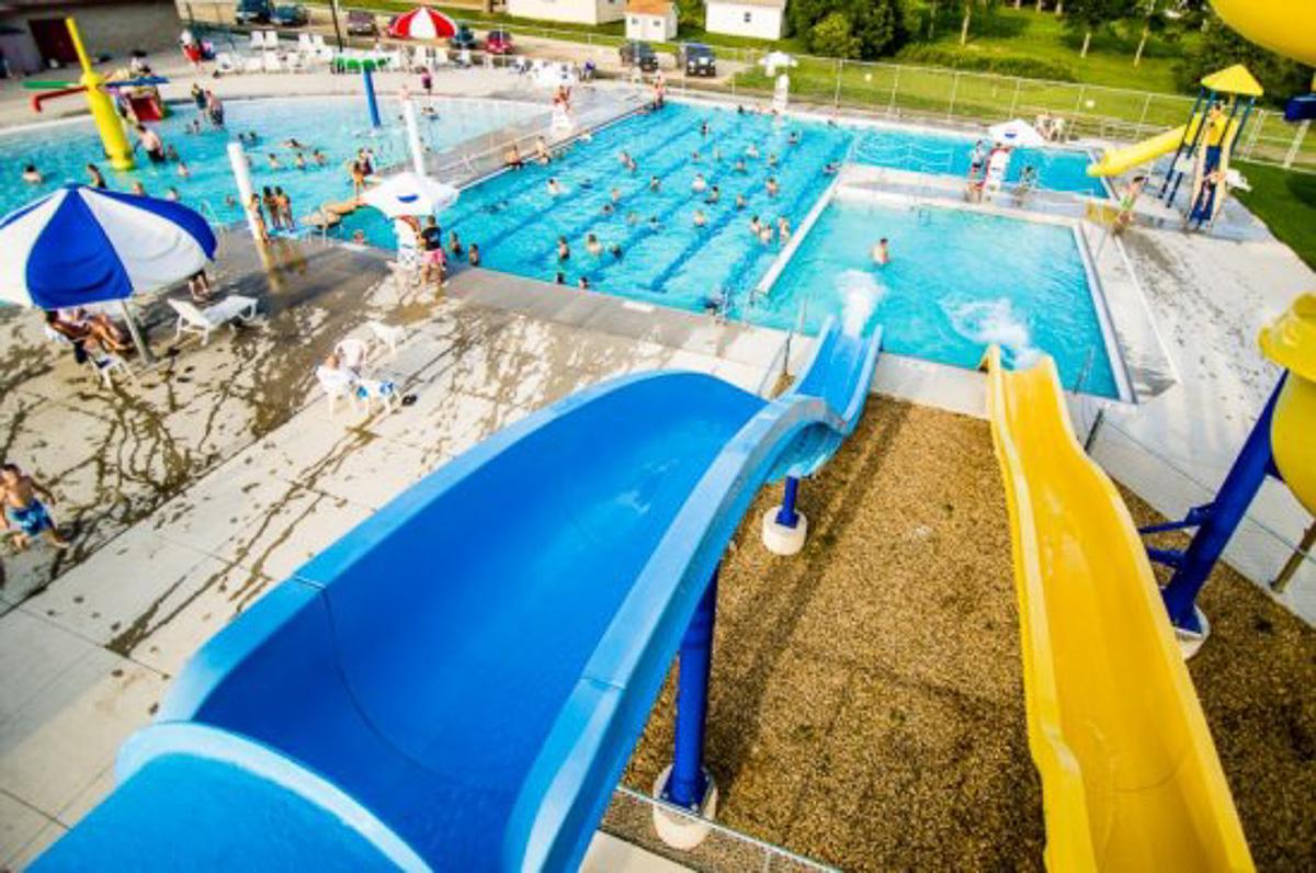 Public Swimming Pool British Swimming Pools Tineside Lido Public Pool