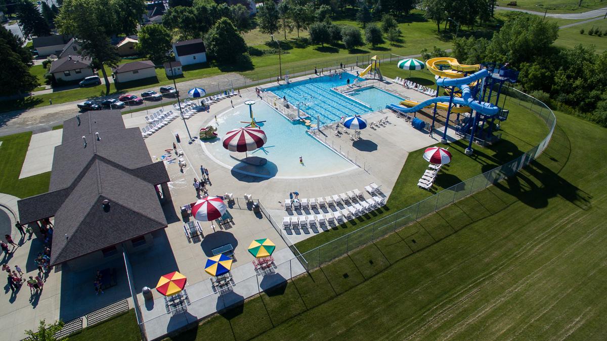 Swimming Pool City Of Stewartville Minnesota